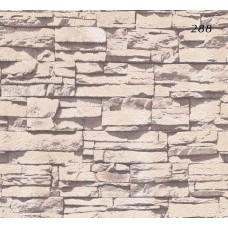 Halley Fashion 288 Taş Görünümlü Duvar Kağıdı