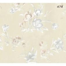 Halley Fashion 474 Çiçek Desenli Duvar Kağıdı