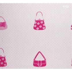 Kids Dream 6102 Kız Çocuk Odası Duvar Kağıdı