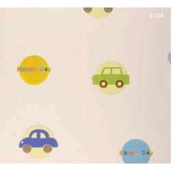 Kids Dream 6104 Erkek Çocuk Odası Duvar Kağıdı
