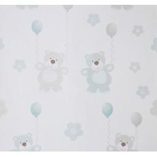 Happy Kids 1803 Non Woven Bebek Odası Duvar Kağıdı