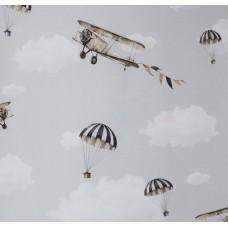 Happy Kids 1853 Paraşüt Görünümlü Çocuk Odası Duvar Kağıdı