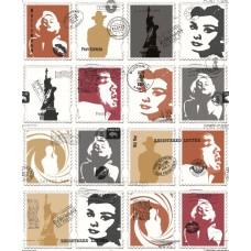 Jet Setter 102526 Marilyn Monroe Pop Art Duvar Kağıdı