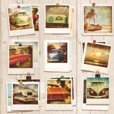 Jet Setter 102537 Pop Art Duvar Kağıdı