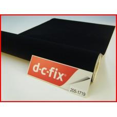 d-c-fix 205-1719 Siyah Kadife Yapışkanlı Folyo