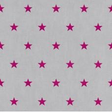 Kids & Teens 2 247619 Pembe Yıldız Desenli İthal Duvar Kağıdı