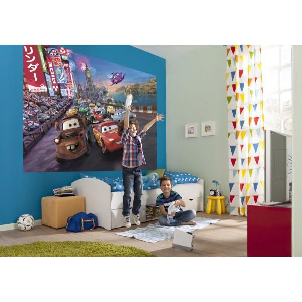 Komar 4-401 Disney Arabalar Duvar Posteri