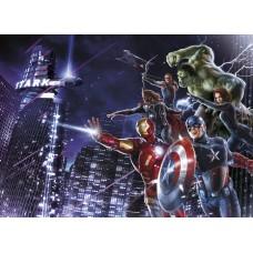 Komar 4-434 Marvel Avengers Citynight Duvar Posteri