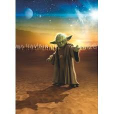 Komar 4-442 Star Wars Master Yoda Duvar Posteri