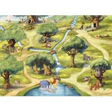 Komar 4-453 Disney Lisanslı Çocuk Odası Duvar Posteri