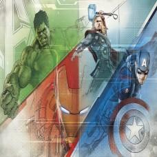 Komar 8-456 Marvel Avengers Graphic Art Duvar Posteri