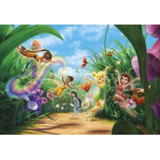Komar 8-466 Disney Fairies Meadow Duvar Posteri