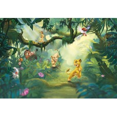 Komar 8-475 Disney Lion King Jungle Duvar Posteri
