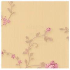 Loreana 1208 Vinil Çiçek Desenli Duvar Kağıdı