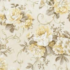 Nadia 9713-1 Romantik Çiçekli Duvar Kağıdı