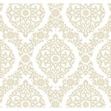 New Selection 310-2 Non Woven Damask Desenli Duvar Kağıdı