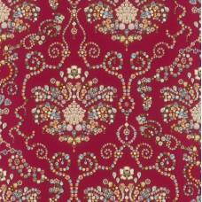 Tiles & More XIV 307610 İncili Damask Desenli Duvar Kağıdı
