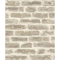 Roll İn Stones J179-07 Tuğla Görünümlü İthal Duvar Kağıdı