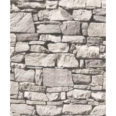 Roll İn Stones J457-09 Doğal Taş Desenli Duvar Kağıdı