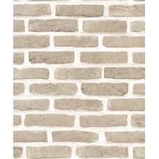 Roll İn Stones J666-07 Tuğla Desenli Duvar Kağıdı