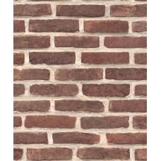 Roll İn Stones J666-08 Tuğla Görünümlü Duvar Kağıdı