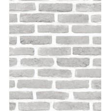Roll İn Stones J666-09 İthal Tuğla Desenli Duvar Kağıdı