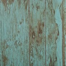 Naturel Collection 6512-3 Yeşil Eskitme Tahta Desen Duvar Kağıdı