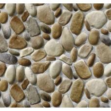 Stone And Wood 6004 Deniz Taşı Desenli Duvar Kağıdı