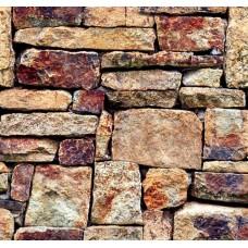 Stone And Wood 6010 Non Woven Taş Desenli Duvar Kağıdı