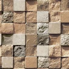 Stone Gallery 85018-2 Patlatma Taş Desenli Duvar Kağıdı