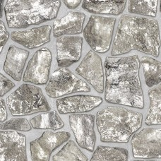 Stone Gallery 85043-2 İthal Taş Görünümlü Duvar Kağıdı