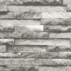 Stone Gallery 85047-3 İthal Taş Desenli Duvar Kağıdı