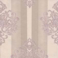 Truva 8601-4 Pudra Damask Desen Vinil Duvar Kağıdı