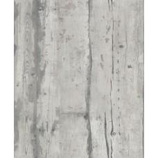 Faux Semblant L10909 İthal Eskitme Ahşap Desenli Duvar Kağıdı