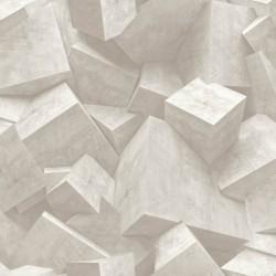 Hexagone L50507 Non Woven 3 Boyutlu Duvar Kağıdı