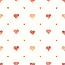 Ada Kids 8905-1 Kalp Desenli Duvar Kağıdı