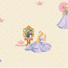 Ada Kids 8910-1 Prenses Çocuk Odası Duvar Kağıdı
