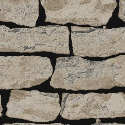 Berceste 51232 Taş Görünümlü Duvar Kağıdı