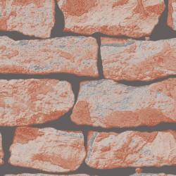 Berceste 51737 Taş Görünümlü Duvar Kağıdı