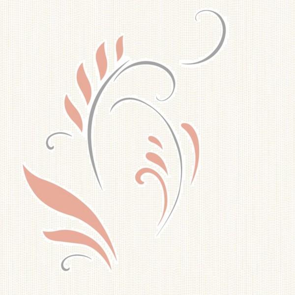 Berceste 53881 Çiçek Desenli Duvar Kağıdı