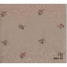 Bossini 2201-01 Çiçekli Duvar Kağıdı