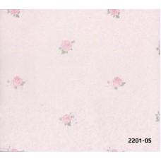 Bossini 2201-05 Floral Duvar Kağıdı