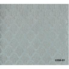 Bossini 2208-01 Küçük Damask Desenli Duvar Kağıdı