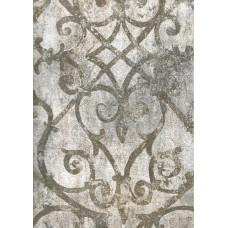 Cashmir 300-2 Eskitme Damask Model Duvar Kağıdı