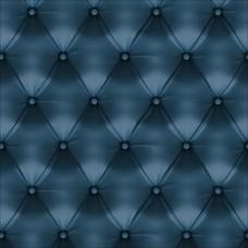 Classic 320-D Mavi Kapitoneli Duvar Kağıdı