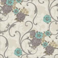 Classic 325-D Çiçek Görünümlü Duvar Kağıdı