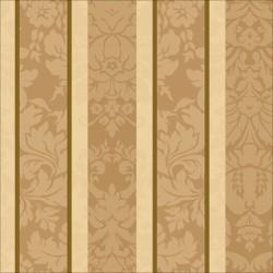 Classic 352-B Çizgili Damask Duvar Kağıdı