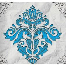 Classic Collection 4203 Damask Görünümlü Duvar Kağıdı