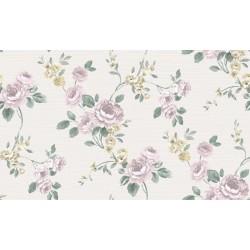 Contempo 572951-2 Çiçek Desenli Duvar Kağıdı