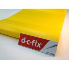 D-c-fix 200-0895 Kendinden Yapışkanlı Mat Sarı Folyo